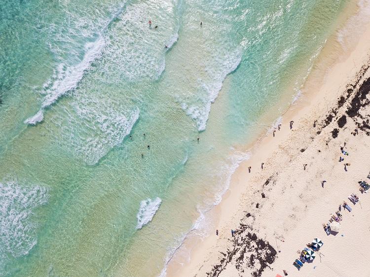 חוף בקוזומל