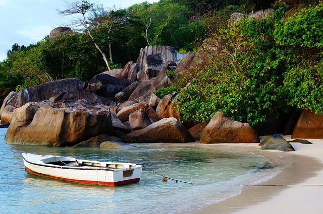 אי מאהה (Mahe Seychelles) אי בסיישל