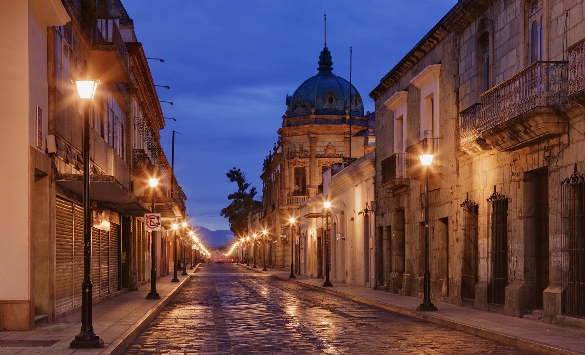 אואחאקה מקסיקו